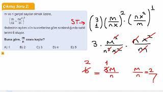 Eğitim Vadisi 10.Sınıf Matematik 4.Föy Sayma ve Olasılık 2 Konu Anlatım Videoları