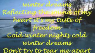 Accept - Winter dreams (lyrics)