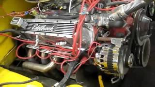 """ford 70 arreglada pa carreras"""" con nitro""""Don"""" bomber cars 04/09/2010"""
