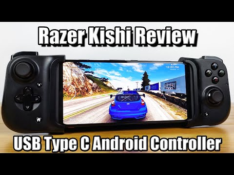 The Razer Kishi | The Best Android Controller