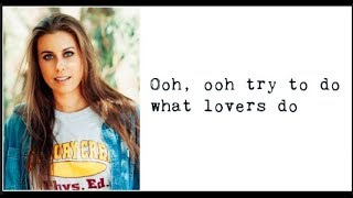 """What Lovers Do/Obsession"" - Cimorelli (Cover - Lyrics)"