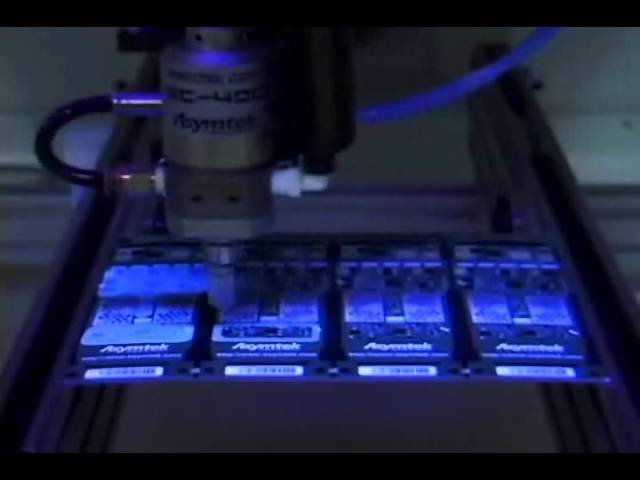 Conformal coating with the PreciseCoat SC-400