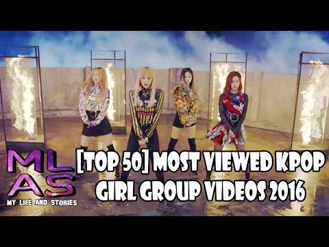 [TOP 50] Most Viewed KPOP Girl Group Videos 2017 (First Half Update)