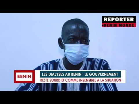 REPORTER BENIN MONDE : LES DIALYSES AU BENIN TOUJOURS LAISSES POUR COMPTE REPORTER BENIN MONDE : LES DIALYSES AU BENIN TOUJOURS LAISSES POUR COMPTE