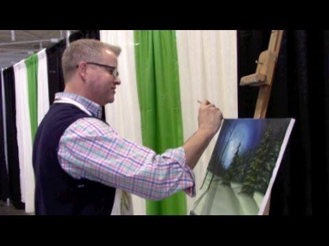 Happy Painter Funeral Director Embalmer