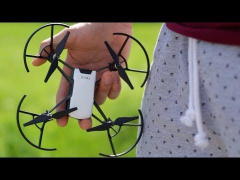 Dron Tello - Mini Dron Pre Začiatočníkov!