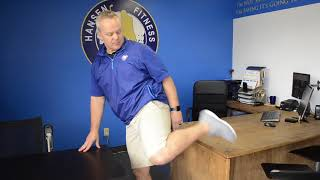 3 Stretches You Can Do At Work To Save Your Golf Game
