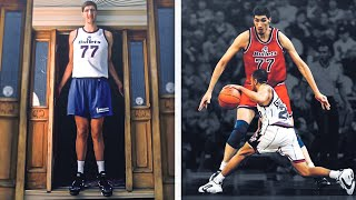 The Tallest NBA Player Ever - Gheorghe Mureșan