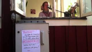 Alva Skarp - Kvinnan som lever sitt liv i Göteborg