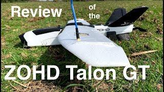 ZOHD Talon GT - FPV Setup - Flights - Review