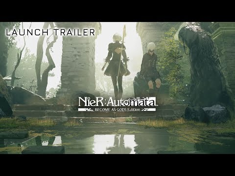 NieR:Automata BECOME AS GODS Edition Launch Trailer thumbnail