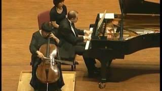 Mendelssohn Cello Sonata no.2 Natalia Gutman & Viacheslav Poprugin