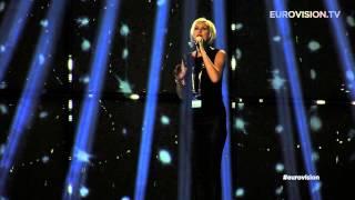 Sanna Nielsen - Undo (Sweden) First Rehearsal