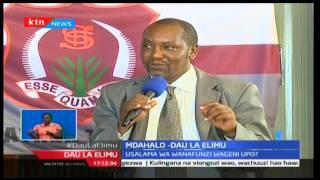 Dau la Elimu: Uongonzi wa Wanafunzi shuleni part 1