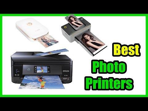 ▶️10 Best Photo Printers 2018