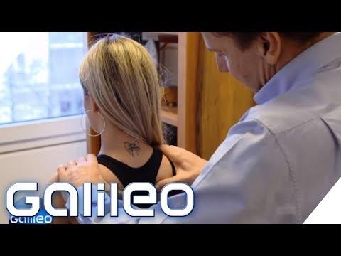 Nie wieder Rückenschmerzen? Neue Gadgets für einen gesunden Rücken! | Galileo | ProSieben