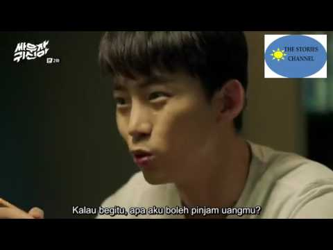 Let  39 s fight ghost subtitle indonesia  ep 2  funny scenes