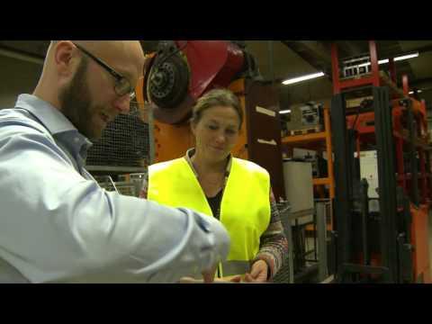 HÅG og SINTEF har samarbeidet over flere tiår. Video: SINTEF / Ingvil Snøfugl