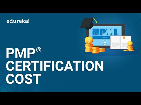 PMP® Certification Cost | How Much Does The PMP® Certification ...