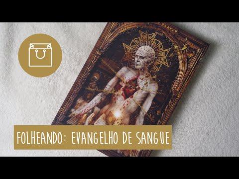 FOLHEANDO: EVANGELHO DE SANGUE - VEDA 29 | Pausa Para Um Café