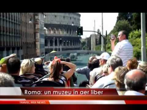 Roma: un muzeu în aer liber