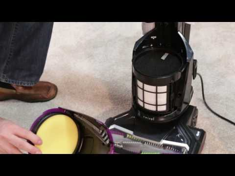 PowerGlide® Lift-Off® Pet Plus - Cleaning Filters Video | 2043