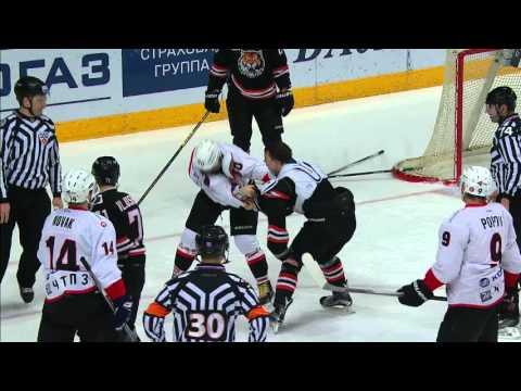 Vyacheslav Ushenin vs. Konstantin Klimontov