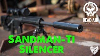 Dead Air Silencers Sandman Ti