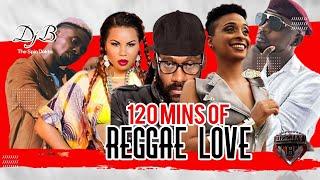 120 Mins of Reggae love Riddims,Between the lines,Cold Heart Riddim,Dancehall sings..Many More Dj B