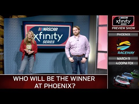 Reddick doubles down as NASCAR heads to ISM