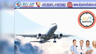 Pick Air Ambulance in Mumbai with Emergency Medical System