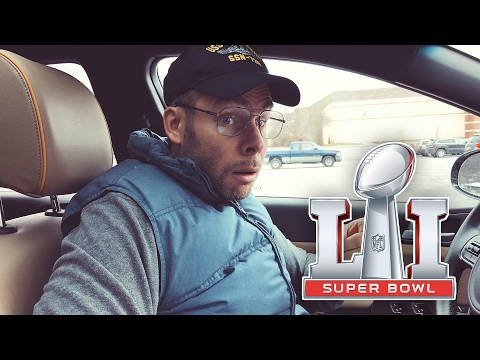 Dad Reacts to AFC Championship & Super Bowl 51