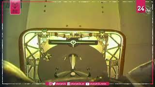 """""""سفينة دراغون"""" تسابق الزمن وتلتحم بمحطة الفضاء الدولية قبل الموعد"""