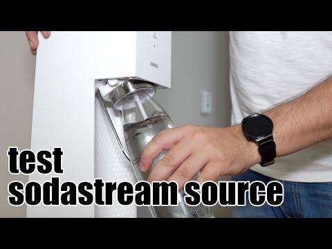 Testujemy syfon SodaStream Source