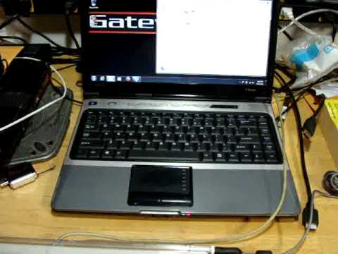 Gateway W350a Series Laptop
