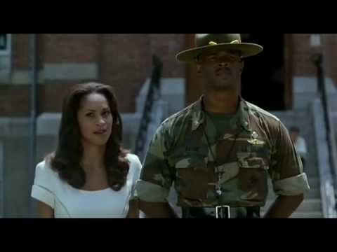Major Payne marching