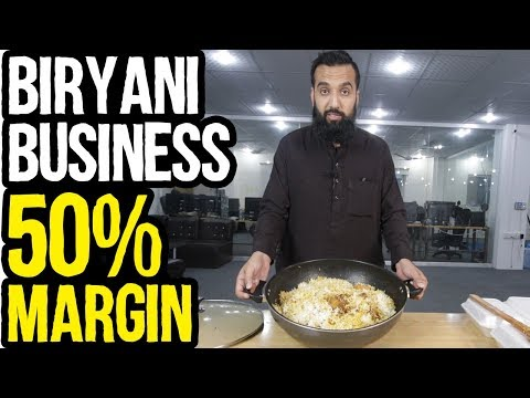 Biryani Business EXPOSED | 2 Lakh Rupees Per Month In Pakistan | Azad Chaiwala Show