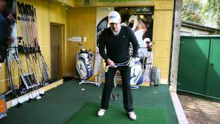 Backswing Hip Tilt Golf Lesson