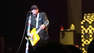 CHEAP TRICK LIVE IN STATEN ISLAND, NY. 2015. JUST GOT BACK & CALIFORNIA MAN ( The Move cover ).