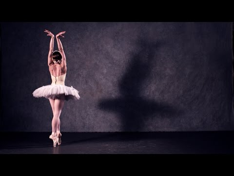 Watch: Ballet shot in super slow-motion