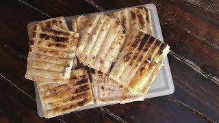 Блюда на мангале: быстрая закуска