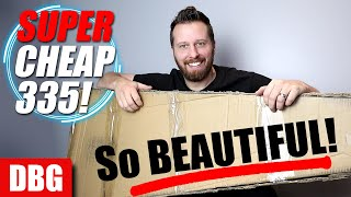 """Unboxing a Super Cheap """"335""""....And It's GORGEOUS!"""