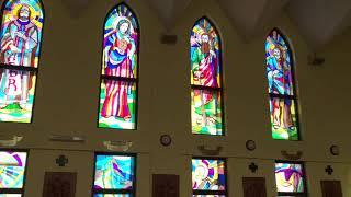 Репетиция органного концерта в соборе св. Иакова