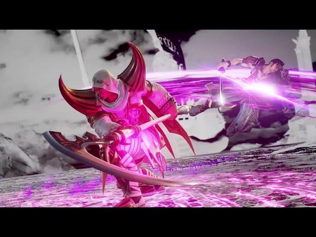 Zasalamel Reveal - SoulCalibur VI