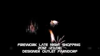 preview picture of video 'Firework Outlet Parndorf 2012'