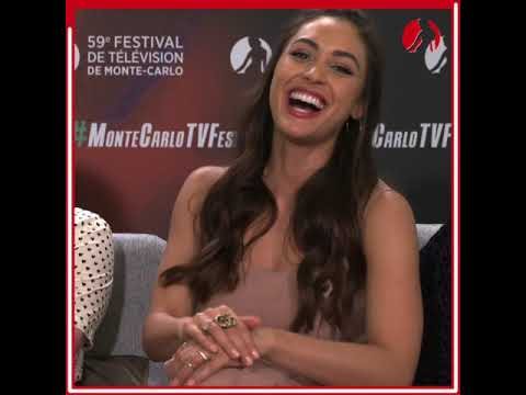 FESTIVAL 2019 - One Minute With : Richard Harmon & Lindsey Morgan - The 100