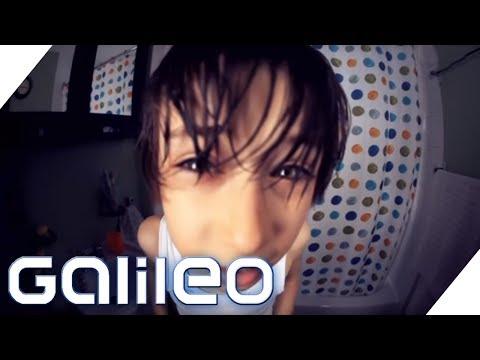 Gel, Spray oder Schaum: Haarstyling Produkte im Test | Galileo | ProSieben