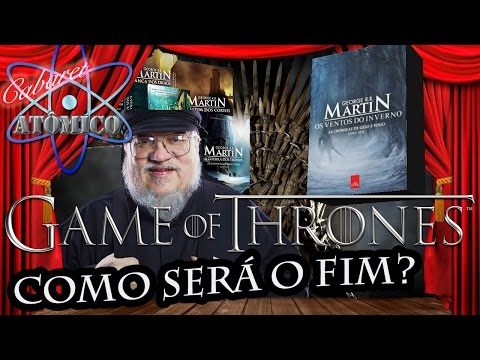 Cabaret Atômico#23 - O Fim de Game Of Thrones