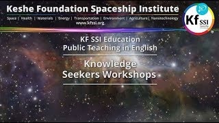 207th Knowledge Seekers Workshop Jan 18, 2018