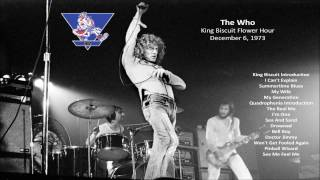 1973 - King Biscuit Flower Hour (Dec 6)